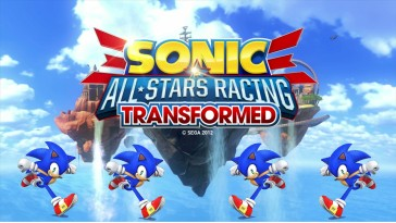 Sonic All Star Racing - 1
